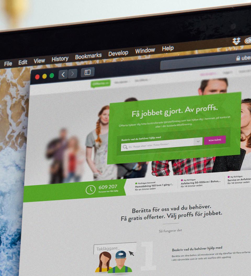 Offerta.se case study