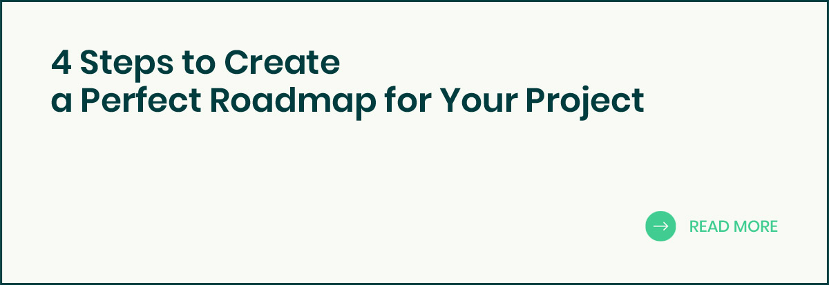 Perfect Roadmap for Your Project banner