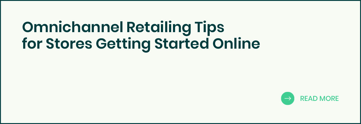 Omnichannel Retailing Tips banner