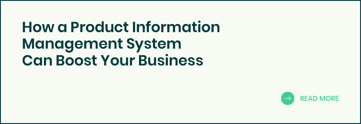 Product Information Management System Can Boost Business banner