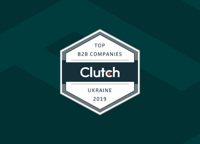 Forbytes in top Ukraine's B2B companies of 2019 on Clutch