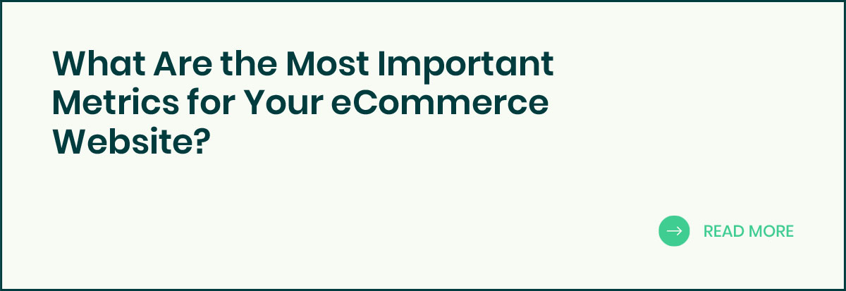 What Are the Most Important Metrics for Your eCommerce banner