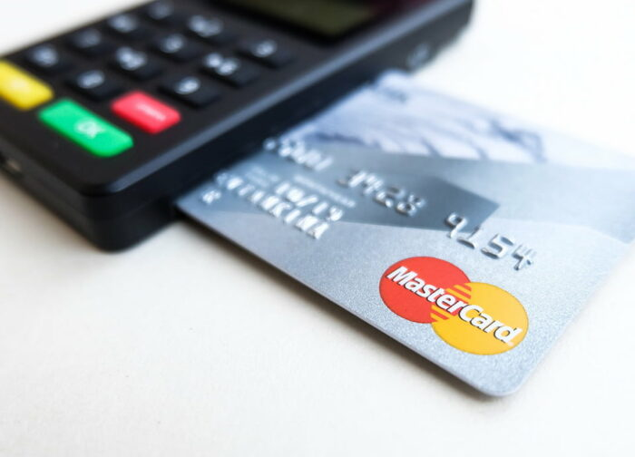 Payment credit card preview