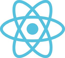 Logo of react development