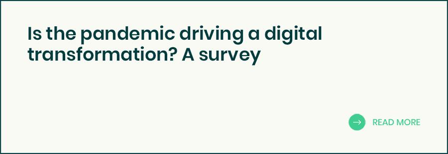 pandemic driving digital transformation